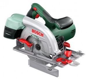 de Bosch PKS 55 A met geleider.