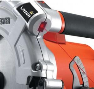 laser black en decker ks1500LK handcirkelzaag