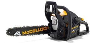 De McCulloch CS 380 kettingzaag